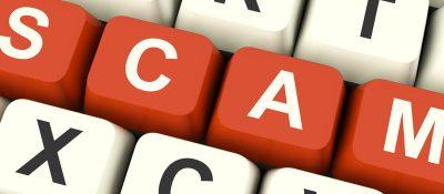 Scam alert from HPI