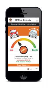 HPI Launch Detector App