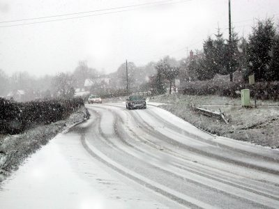HPI TIPS- DRIVING IN THE SNOW