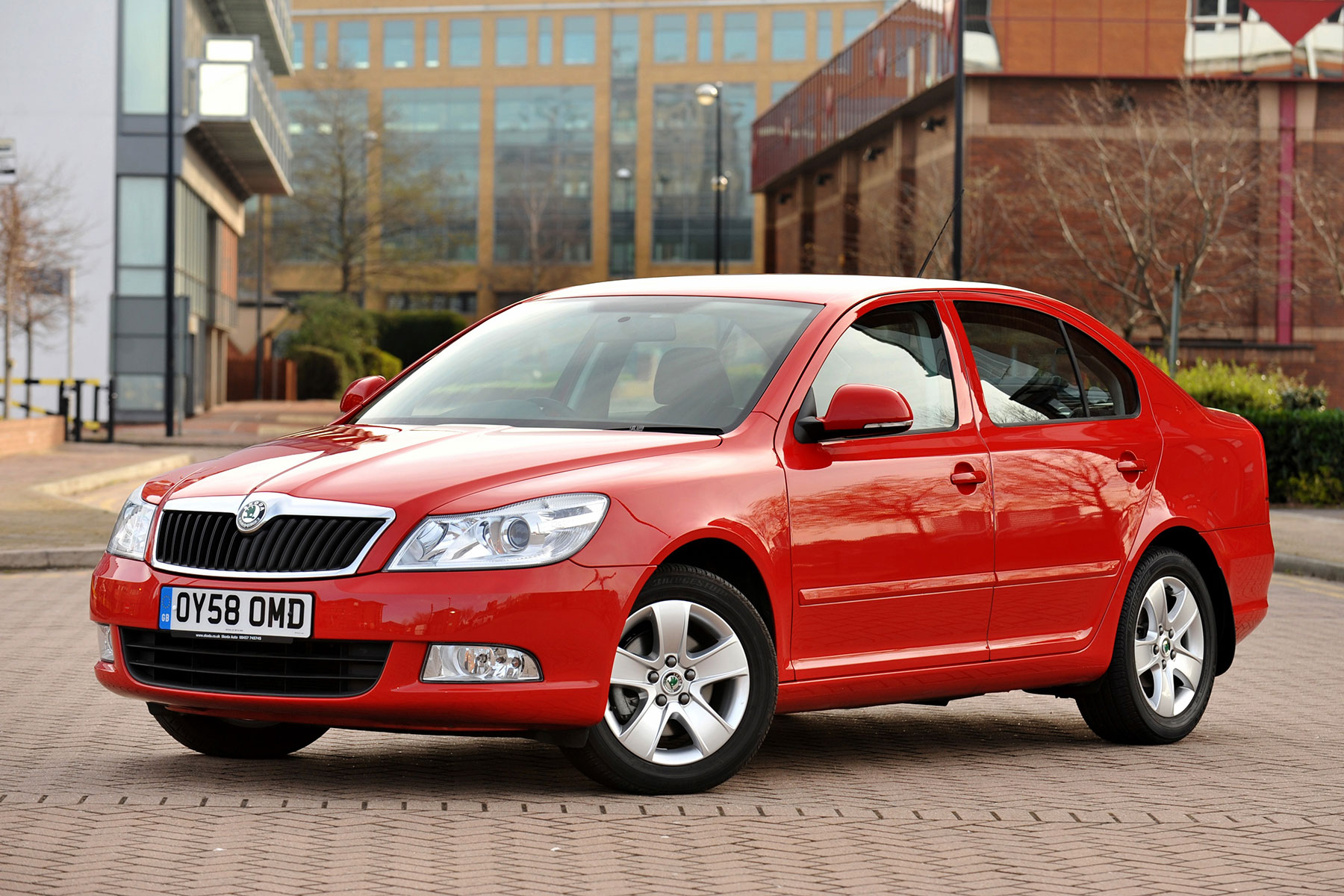 Top five family used cars