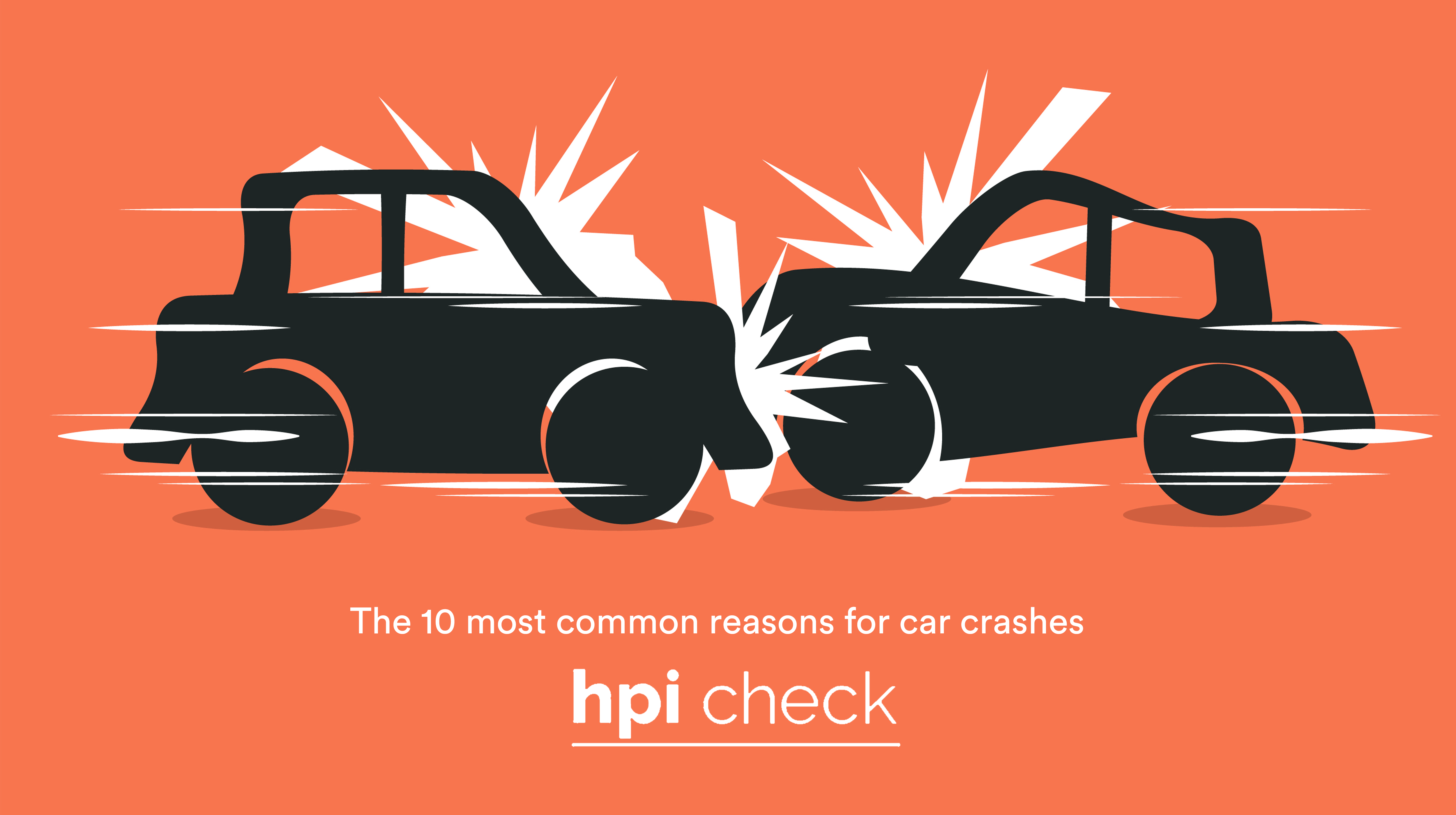 The 10 most common reasons for car crashes – HPI Blog