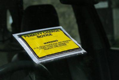Parking ticket appeal
