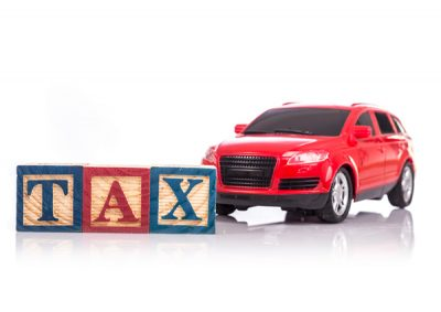 new road tax rules 2017
