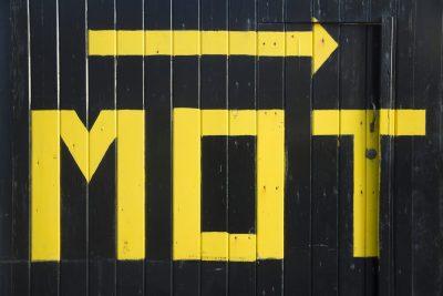 MOT MOT Changes MOT Changes 2018